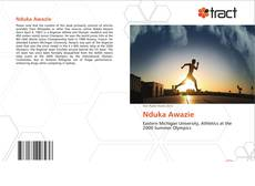 Bookcover of Nduka Awazie