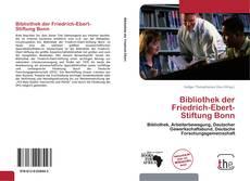 Bibliothek der Friedrich-Ebert-Stiftung Bonn的封面