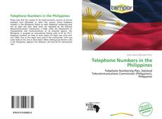 Capa do livro de Telephone Numbers in the Philippines