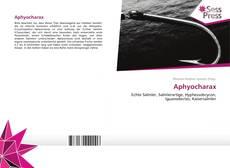 Buchcover von Aphyocharax