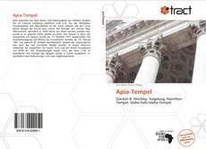 Bookcover of Apia-Tempel