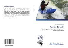 Buchcover von Roman Zarubin