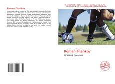 Roman Zharikov kitap kapağı