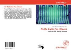 Copertina di Ne Me Quitte Pas (Album)