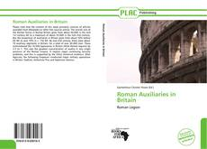 Capa do livro de Roman Auxiliaries in Britain