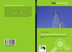 Capa do livro de Apocalypse (Six Flags America)
