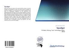 Bookcover of Spudger