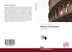 Bookcover of Roman Commerce