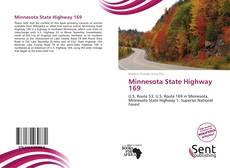 Capa do livro de Minnesota State Highway 169