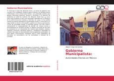 Gobierno Municipalista: kitap kapağı