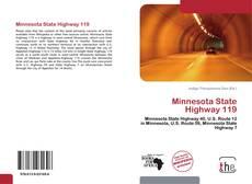 Copertina di Minnesota State Highway 119