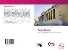Bookcover of Apollodotos II.