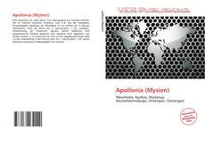 Capa do livro de Apollonia (Mysien)