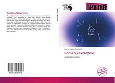 Buchcover von Roman Zakrzewski