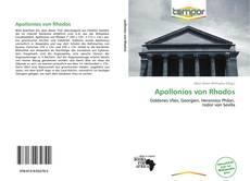 Capa do livro de Apollonios von Rhodos