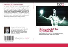 Capa do livro de Ontología del Ser Investigador