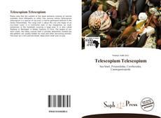 Buchcover von Telescopium Telescopium