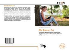 Capa do livro de Bibi Dumon Tak