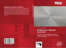 Bookcover of Webberton, Western Australia