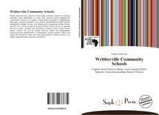 Bookcover of Webberville Community Schools