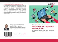Practicas de Gobierno corporativo的封面