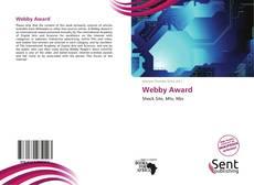 Webby Award的封面