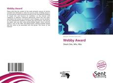 Couverture de Webby Award