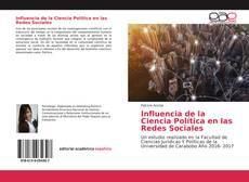 Bookcover of Influencia de la Ciencia Política en las Redes Sociales