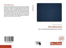 Buchcover von Pest (Musician)