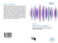 Bookcover of Weber City, Virginia