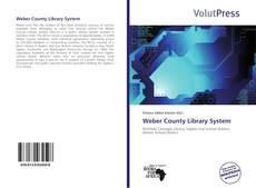 Weber County Library System kitap kapağı