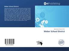 Buchcover von Weber School District