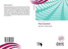 Buchcover von Pest Control
