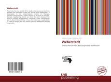 Обложка Weberstedt