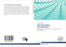 Buchcover von Pet Shop Boys Discography
