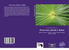 Buchcover von Weberwiese (Berlin U-Bahn)