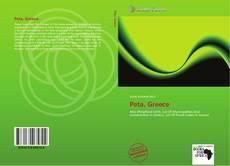 Capa do livro de Peta, Greece