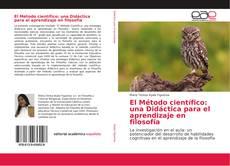 Buchcover von El Método científico: una Didáctica para el aprendizaje en filosofía