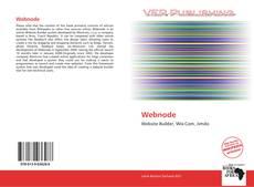Buchcover von Webnode