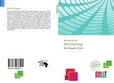 Bookcover of Pet Cloning