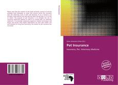 Bookcover of Pet Insurance