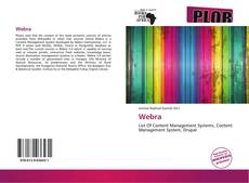 Bookcover of Webra
