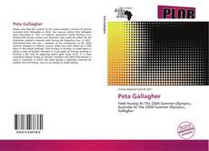 Copertina di Peta Gallagher