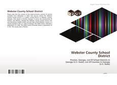 Portada del libro de Webster County School District