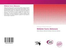 Buchcover von Webster Farm, Delaware