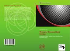 Обложка Webster Groves High School
