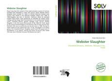 Webster Slaughter kitap kapağı