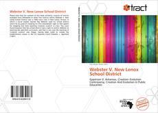 Bookcover of Webster V. New Lenox School District