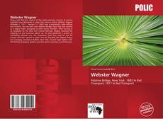 Bookcover of Webster Wagner