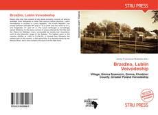 Bookcover of Brzeźno, Lublin Voivodeship